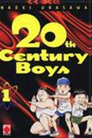 Cover van 20th Century Boys