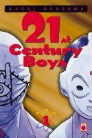 Cover van 21st Century Boys
