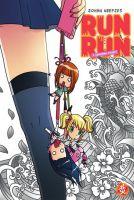 Cover van RunRun – A Sukeban Story