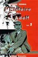 Cover van Histoire des 3 Adolf (L')
