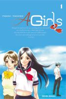 Cover van A Girls