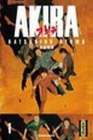 Cover van Akira Anime Comics