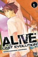 Cover van Alive – Last Evolution