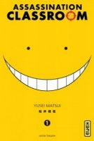 Cover van Assassination Classroom