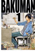 Cover van Bakuman