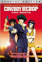 Cover van Cowboy Bebop – The Movie