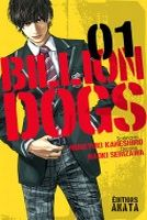 Cover van Billion Dogs