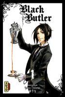 Cover van Black Butler