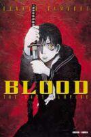 Cover van Blood, the last vampire