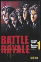 Cover van Battle Royale