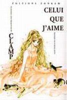 Cover van Celui que j'aime