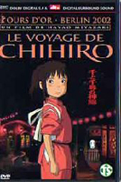Cover van Spirited Away
