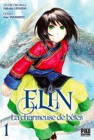 Cover van Elin – la charmeuse de bêtes