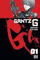 Cover van Gantz G