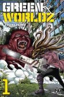 Cover van Green Worldz