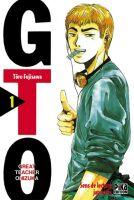 Cover van GTO