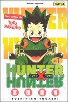 Cover van Hunter X Hunter