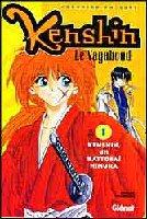 Cover van Kenshin le Vagabond