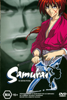 Cover van Rurouni Kenshin The Movie