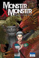 Cover van Monster X Monster