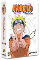 """Cover van Naruto – Film 1 – """"Naruto en de sneeuwprinses"""""""