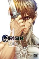 Cover van Origin