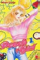 Cover van Peach Girl