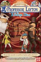 Cover van Professor Layton en de Eeuwige Diva