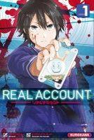 Cover van Real Account