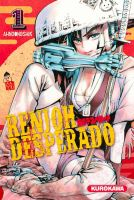 Cover van Renjoh Desperado