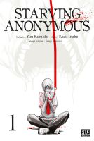 Cover van Starving Anonymous