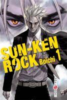 Cover van Sun-Ken Rock