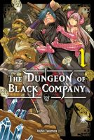 Cover van The Dungeon of Black Company