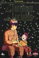 Cover van Tombeau des Lucioles (Le)