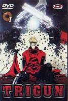 Cover van Trigun