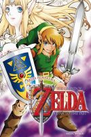 Cover van Zelda – A Link to the Past