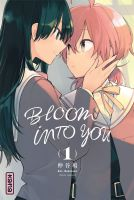 Cover van Bloom into you