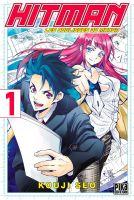 Cover van Hitman – Les Coulisses du Manga