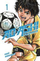 Cover van Ao Ashi – Playmaker