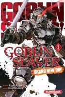 Cover van Goblin Slayer – Brand New Day